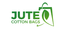 Logo cotton jute bags